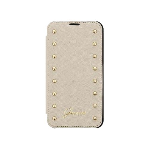 guess-guflbkp6lsac-iphone-6-plus-studded-collection-cream