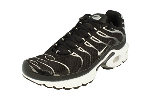 hot sale online a138f 50758 Nike Air Max Plus GS TN Tuned 1 Trainers 655020 Sneakers Shoes (UK 6 US