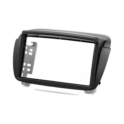carav 11-376 Doppel DIN Autoradio Radioblende DVD Dash Installation Kit Faszie mit 173 * 98 mm und 178 * 102 mm -