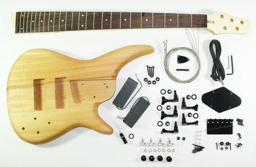 Cherrystone 4260180886214 kompletter Bausatz für 5 saiter Bass -