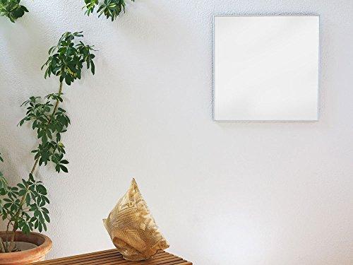 thermo Infrarot-Glasheizkörper 600x600mm 230V 400W Bild 3*