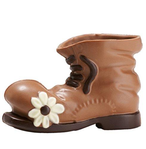 Preisvergleich Produktbild 09 031620 Schokolade Wanderschuh,  Wanderstiefel,  Taufe,  Geburt,  Tortenverzierung,  Hochzeit,  Schokoladen,  Torte
