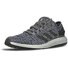 cfa6046ca8790 Adidas Hombre Pureboost LTD Zapatillas de Running Gris