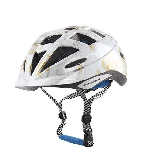 Yunyisujiao Kinder-Sicherheitshelm für Roller, Radfahren, Klettern, Kinder-Skihelm, Jungen,...