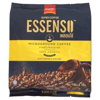 coffee-essenso-2-in-1-creamer-microground-coffee-beans-15-sticks-x-14g-210g