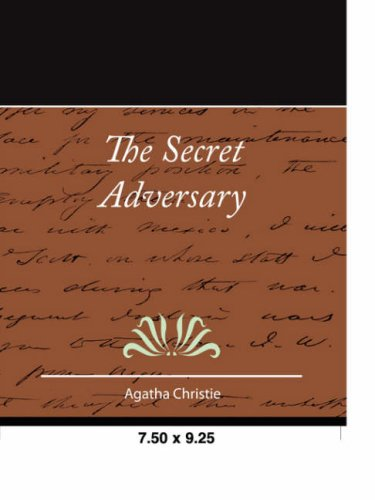 The Secret Adversary Cover Image