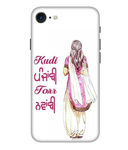Print Opera Hard Plastic Designer Printed Phone Cover For Iphone 8 -...