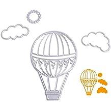 Schablone Heissluftballon Suchergebnis Auf Amazon De Für