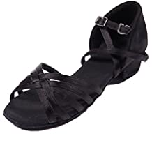 DSOL CLASSIC Jungen Tanzschuhe schwarz schwarz