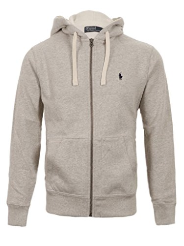 polo-ralph-lauren-fleece-hooded-top-grey-medium