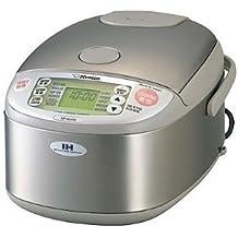 ZOJIRUSHI En dehors du Japon pour IH cuiseur à riz (1.8L) NP-HLH18XA (AC220-230V Spécifications)