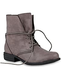 31ab4a8314cb8d Suchergebnis auf Amazon.de für  Schnürboots Grau  Schuhe   Handtaschen
