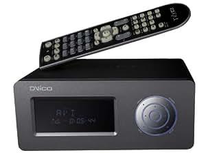 Dvico Tvix 4000 Disque dur Multimédia USB2 Full HD 400 Go