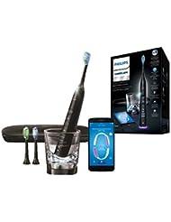 Philips Sonicare Diamond Clean Zahnbürste hx9903/13–Smart mit App und mit Sensoren, Schwarz