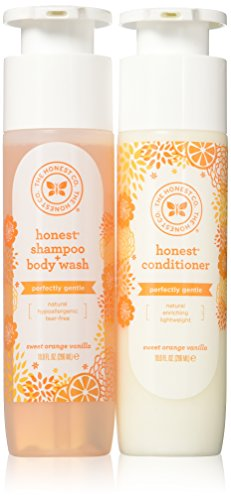 The Honest Company Shampoo & Conditioner Set, 8.5 oz bottles by The Honest Company -