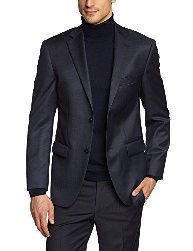 Navy Zwei-knopf-blazer-jacke (Daniel Hechter Herren Trend-Sa. NOS 58010 7994 Sakko, Blau (Navy 60), (Herstellergröße: 27))