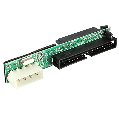 M17 7+15 Pin Buchse SATA SSD HDD auf IDE 2.5