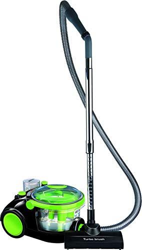 MPM MOD-17/8 Staubsauger Wasserfilter, 2400 W, 1.2 Liter, BPA freies Polymer, grün