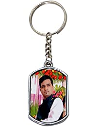 Vipin Store Keychain Keyring Key Ring Chain For Car & Bike || Metal Keychain(Customized Printing Available As...