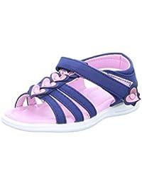 GirlZ OnlY Sandalette 51.382 Kinderschuh Mädchen Blau