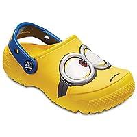 Crocs Unisex Kids Funlab Minions Clog K