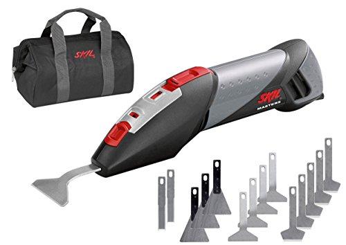 Skil Masters Elektroschaber 7720 MA (250W, 3 Geschwindigkeitseinstellungen, 4m Kabel, +15 tlg. Schaberset, +Tasche) Test