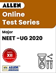 ALLEN-Major NEET (UG) 2020 Online Test Series (Email Delivery in 24 Hours- No CD)