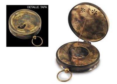 Signes Grimalt - 83597SG Bussola tascabile con meridiana, metallo, 10 (Metallo Meridiana)