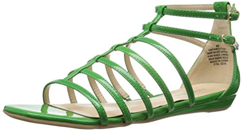 Nine West Kleid Aboutthat Nine Synthetic Green Aboutthat Sandale West 5WaxUxRn7