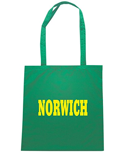 T-Shirtshock - Borsa Shopping WC0775 NORWICH Verde