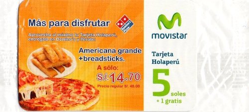peruvian-phone-card-movistar-hola-peru-dominos-pizza-2012