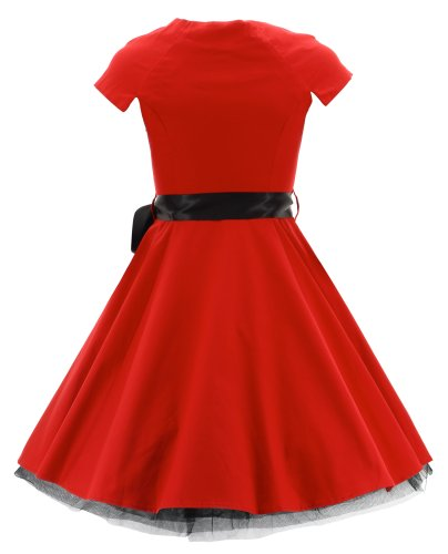 H pLAIN & london r 2083 robe robe Rouge - Rouge