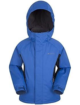 Mountain Warehouse Chaqueta de nieve Raptor para niños Cobalto 3-4 Años