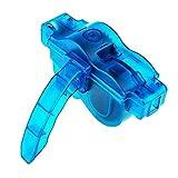 Fahrradkettenreiniger Fahrrad-kettenreinigungswerkzeug Machen Fahrradkettenpflege Einfache Kettenreiniger (blau)