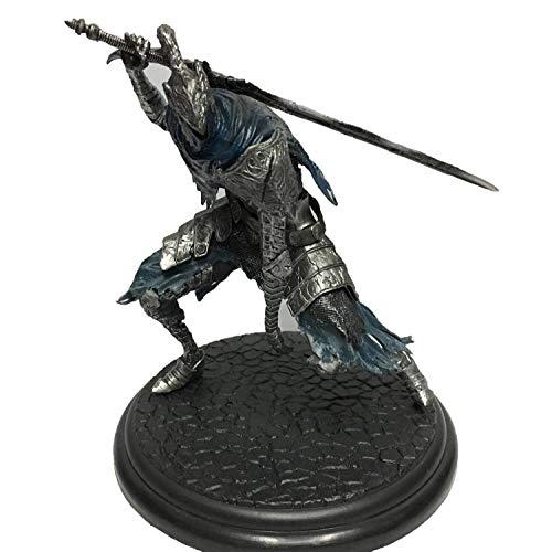 Souls Kostüm Dark Cosplay - Actionfigur Dark Souls, Spielzeugmodell Altrius , Fahan Knights Modell Actionfiguren Modellierung Szene Ornamente Souvenirs/Sammlerstücke/Kunsthandwerk 22cm Kinderspielzeug Statue (Farbe : B)