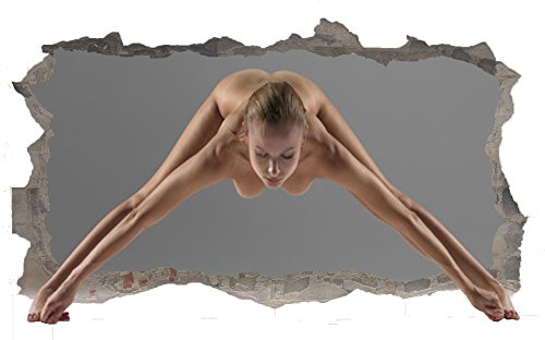 Startonight, 3D Vlies Fototapete, Sexy nackte Mädchen, 82 cm x 150 cm, Wandbild Tapete