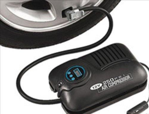 Digital Tyre Inflator-Air Compressor (203) Ideal for caravans, vans, cars, motor bikes.