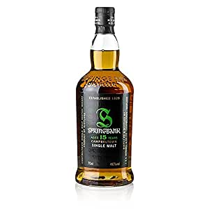 Springbank 15 Year Old / 70cl