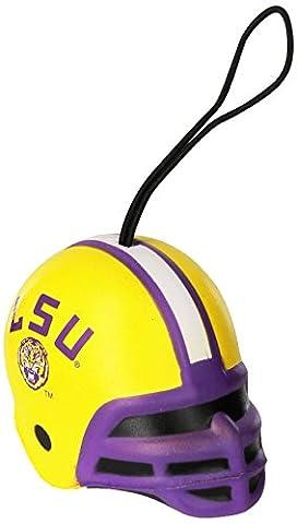 NCAA LSU Tigers Squish Helmet Ornament