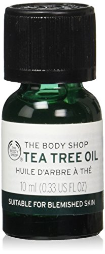 Oil Tea Tree Shop Body (The Body Shop Tea Tree Oil, 0.34 Fluid Ounce by The Body Shop)