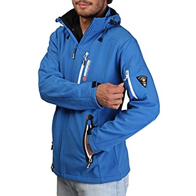 Geographical Norway Trimaran Herren Softshell Jacke Outdoor Übergangsjacke