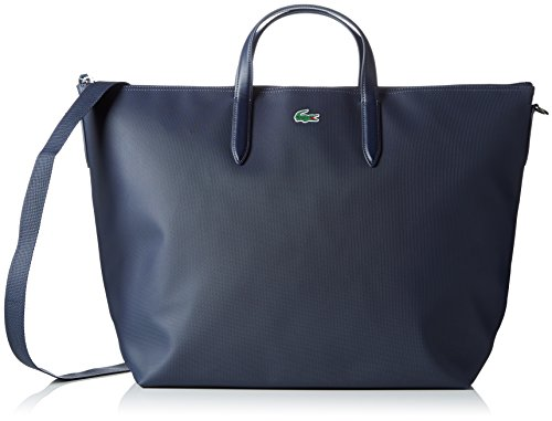 Lacoste NH2023PO, Sac Bandouliere Hommes, 38.5 x 18.5 x 40.5 cm Peacoat