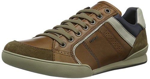 geox-u-kristof-a-zapatillas-para-hombre-braun-cognac-beigec6441-45-eu