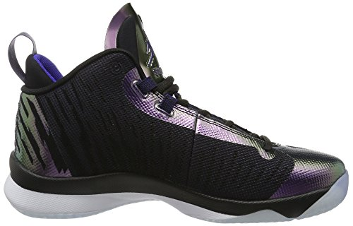 Nike Men 844677-012 Sneakers Da Basket Nere