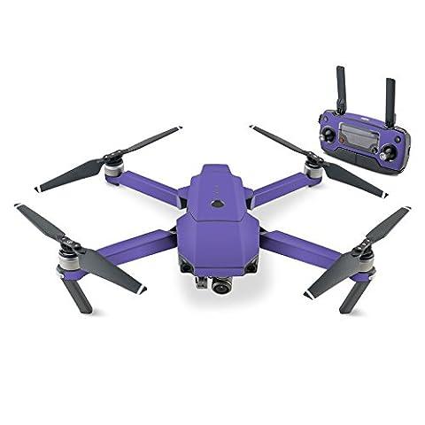 Collant Mavic - Violet Skin pour DJI Mavic Pro Drone