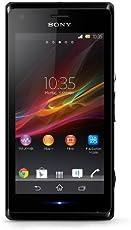 Sony Xperia M Smartphone (10,2 cm (4 Zoll) TFT-Display, 1GHz, Dual-Core, 1GB RAM, 5 Megapixel Kamera, NFC-fähig, Android 4.3) schwarz