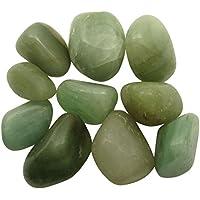 Harmonize Großhandel Natürliche Grüne Aventurin Trommelstein Reiki Verschiedenen Größen Steinheil preisvergleich bei billige-tabletten.eu