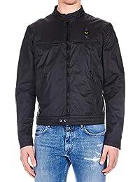 c8c9d3d75859 Blauer Giacca Outerwear Uomo 19Sbluc01564999 Poliestere Nero