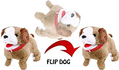 Magicwand Battery Operated Walking , Barking & Jumping Puppy Toy for Kids