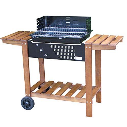 AFFC Großer Luxus-Holzkohlegrill Im Freien kampierender Holzkohlengrill des Picknickhinterhofes Kocher